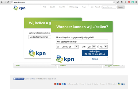 KPN campagnes
